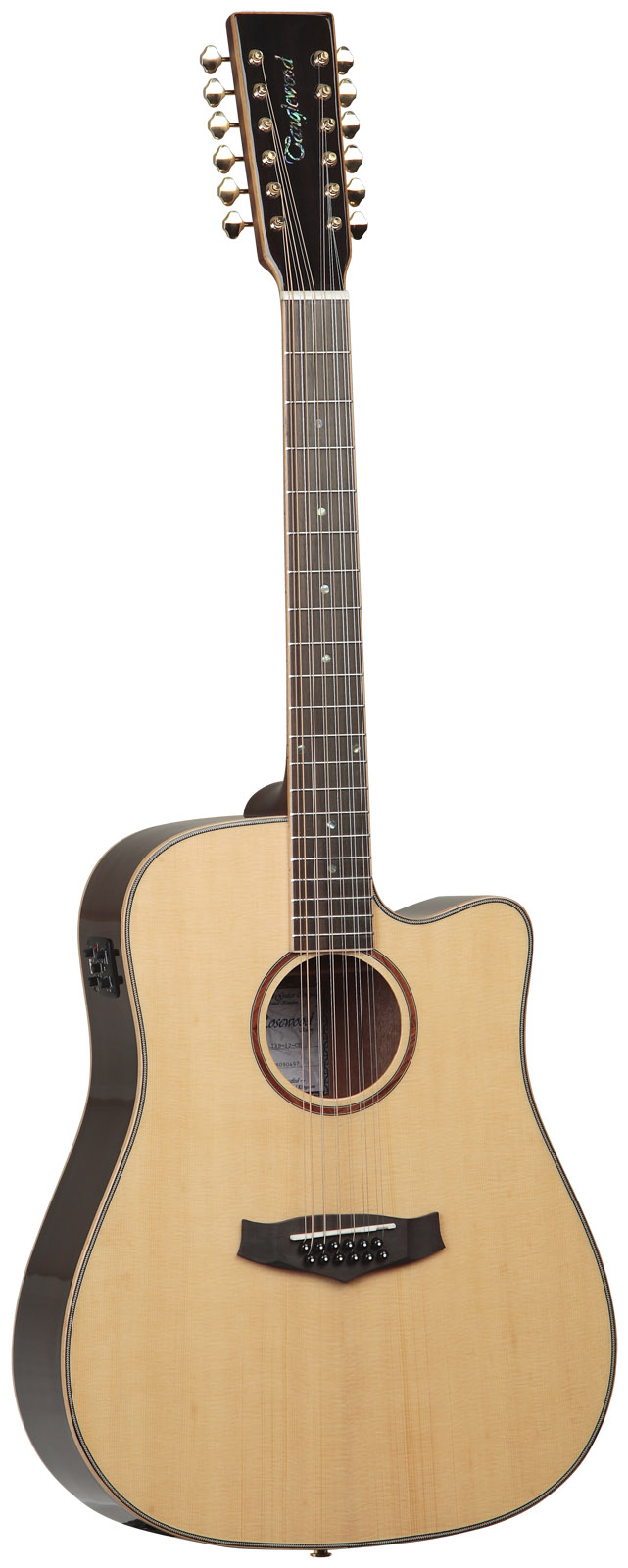 tanglewood rosewood reserve trd ce 12 string electric acoustic guitar discount music center. Black Bedroom Furniture Sets. Home Design Ideas